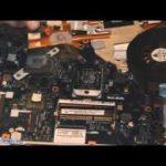 Разборка и замена термопасты на ноутбуке Emachines E642G