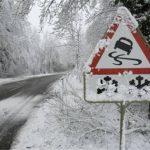 Защитное вождение: обучение езде в зимнее время